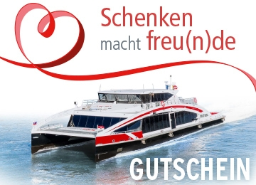 Gutschein neutral 2020 DE © Twin City Liner